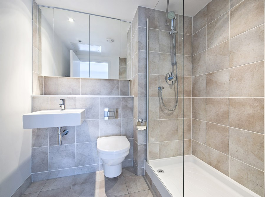 Tại sao nên sử dụng cửa kính lùa phòng tắm?