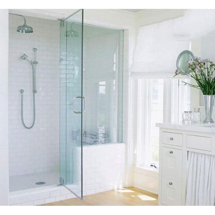 Cấu tạo cửa kính lùa phòng tắm