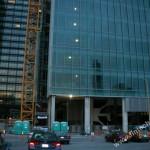 Mặt dựng nhôm kính giải pháp tối ưu cho các tòa nhà cao tầng