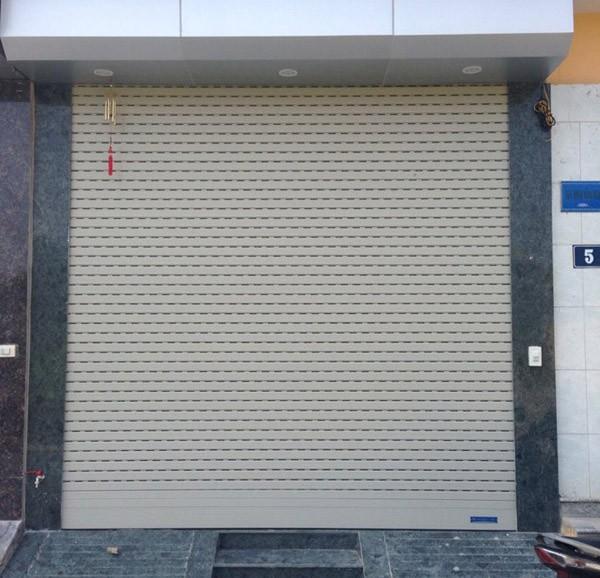 Đặc điểm của cửa cuốn Austdoor