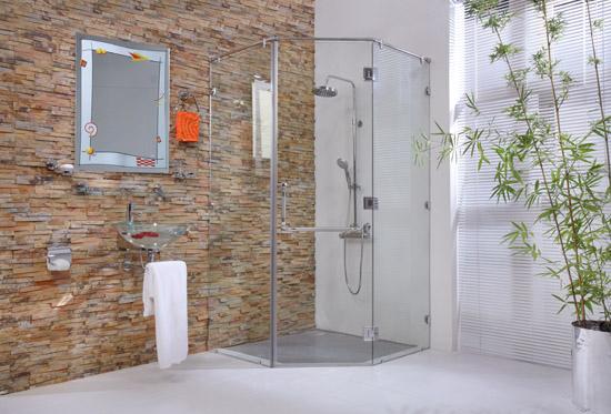 Cabin phòng tắm - vách kính nhà tắm
