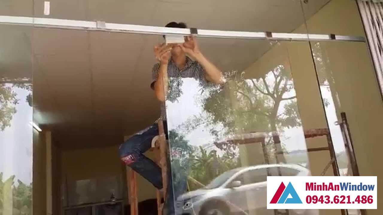 sửa chữa kính cường thủy lực