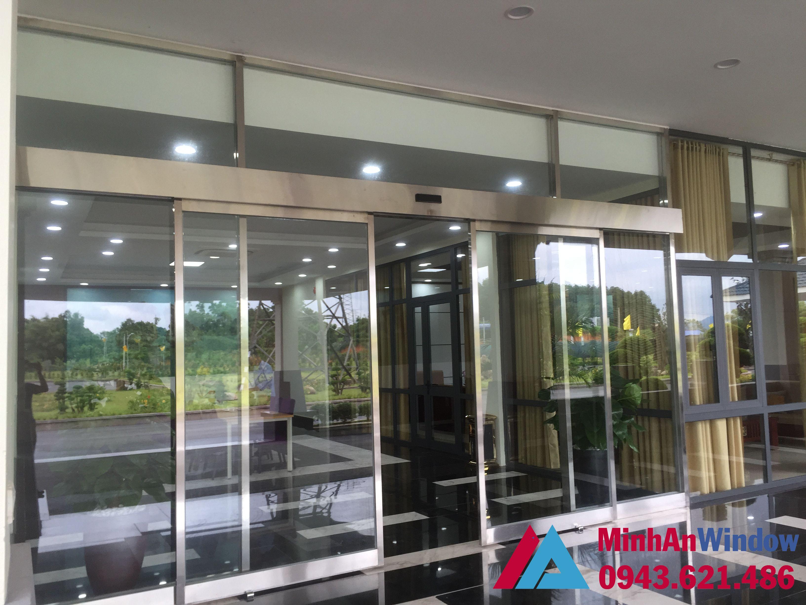 Báo giá cửa tự động - Cửa kính tự động - Phụ kiện cửa Chính hãng