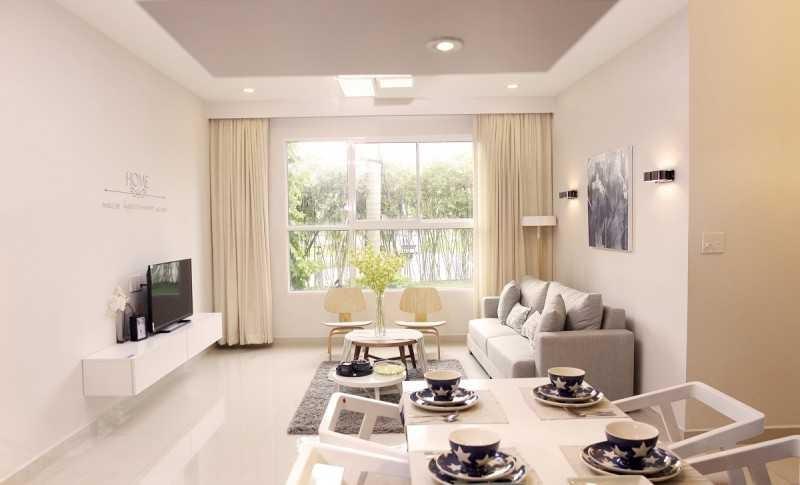 Lưu ý khi thiết kế nội thất chung cư