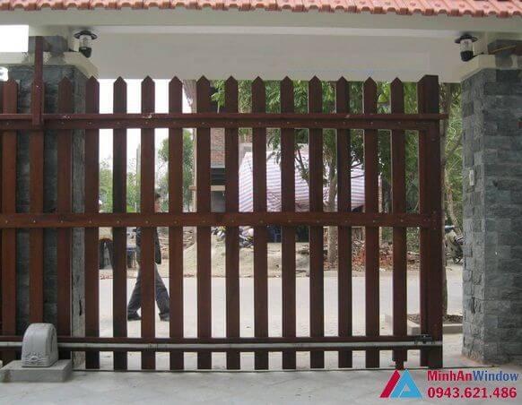 Cửa cổng trượt