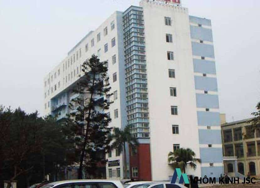 Dự Án Bệnh Viện 19-8 Bộ Công An - Số 09 Trần Bình, Mai Dịch, Cầu Giấy, Hà Nội