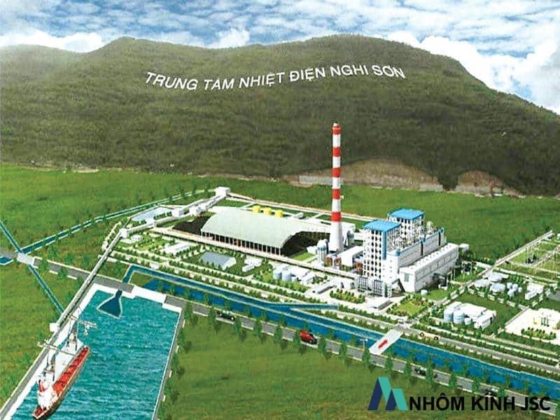 Dự Án Nhà Máy Nhiệt Điện Nghi Sơn 2 - Khu Kinh tế và các Khu công nghiệp Nghi Sơn, tỉnh Thanh Hóa, Việt Nam
