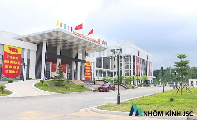 Dự Án UBND Huyện Đồng Hỷ Tỉnh Thái Nguyên - TP Thái Nguyên